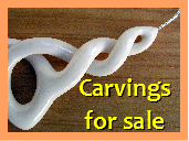 carvings for sale maori art New Zealand NZ heritage gift souvenier carving meaning design