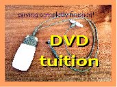 dvd video youtube classes tuition learn bone carving maori style meaning designs how to art nz jewellery
